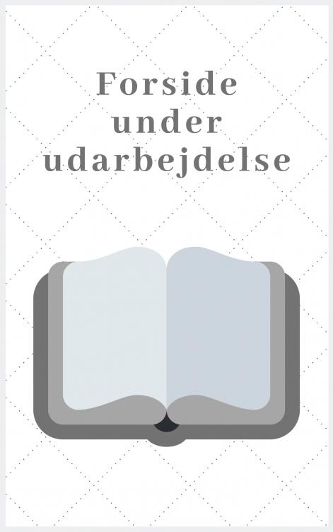 Forside under udarbejdelse Julie Midtgaard